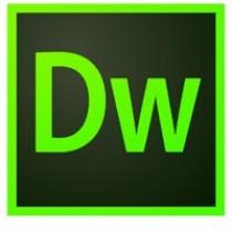 Adobe Dreamweaver CC (Named User) (Pro Rata) (New/Renewal License)